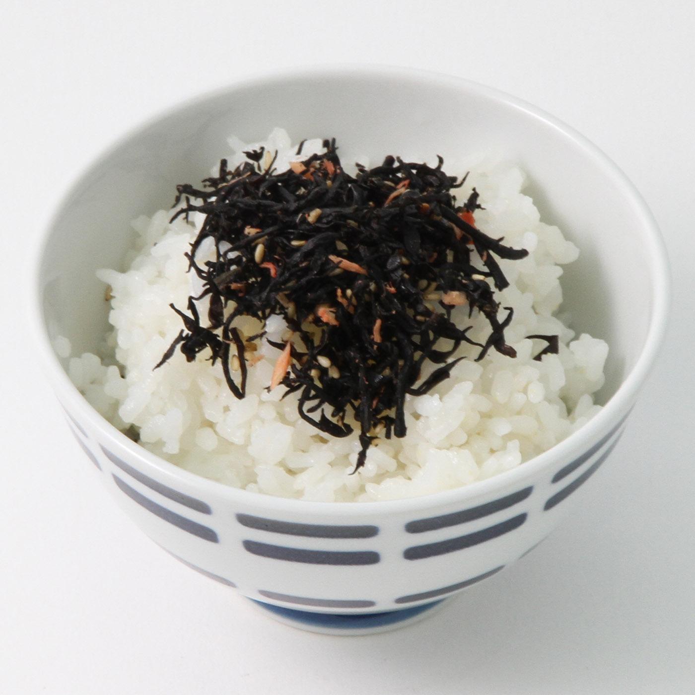 ひじきふりかけ(鮭)