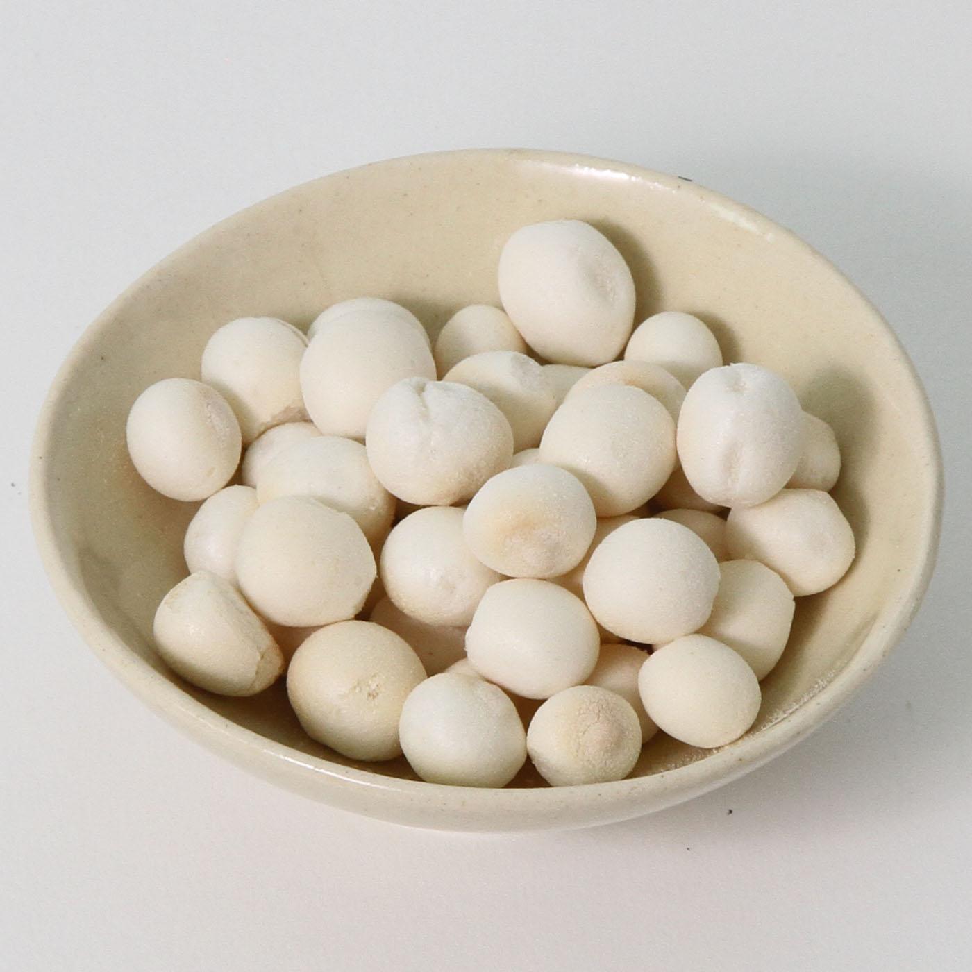 器に入れた豆麩
